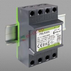 PSLR 30N 230/ 24VDC 1,25A 30W modułowy impulsowy zasilacz Breve