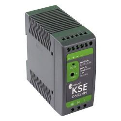 KSE 06024N 230/24VDC 2,5A 60W zasilacz impulsowy Breve