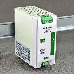 KSR 03612 230/ 12VDC 3,0A Breve - zasilacz impulsowy