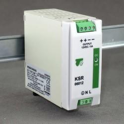 KSR 06012 230/ 12VDC 5,0A Breve - zasilacz impulsowy