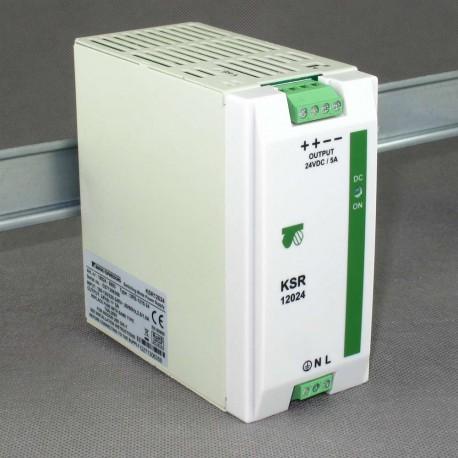 KSR 12024 230/ 24VDC 5,0A Breve - zasilacz impulsowy