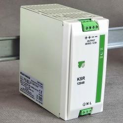 KSR 12048 230/ 48VDC 2,5A Breve - zasilacz impulsowy