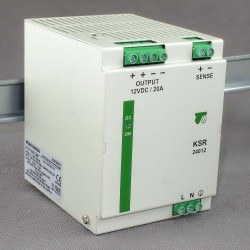 KSR 24012 230/ 12VDC 20,0A Breve - zasilacz impulsowy