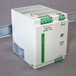 KSR 24024 230/ 24VDC 10,0A Breve - zasilacz impulsowy