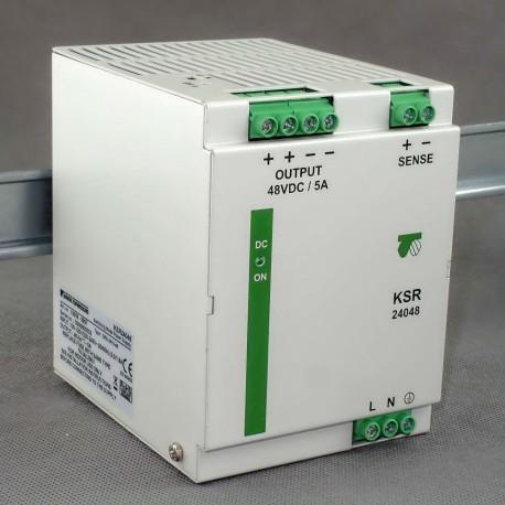KSR 24048 230/ 48VDC 5,0A Breve - zasilacz impulsowy