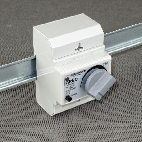 ARED 3,0 230V 3A regulator prędkości obrotowej na szynę DIN Breve