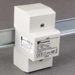 PSS 20 230/ 24V transformator na szynę DIN Breve