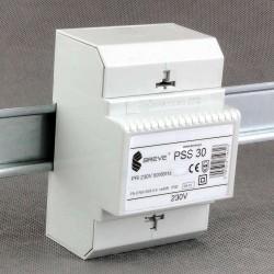 PSS 30 230/ 12V transformator na szynę DIN Breve