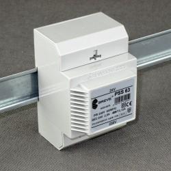 PSS 60 230/ 24V transformator na szynę DIN Breve