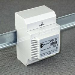 PSS 63 230/ 12V transformator na szynę DIN Breve