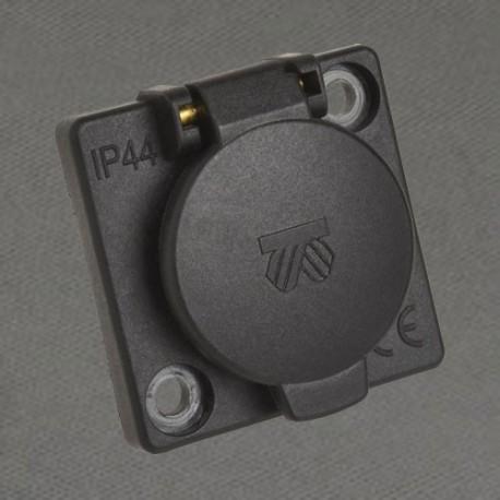 Dwupolowe gniazdo bezpieczeństwa GN SELV 24VAC 16A IP44 BREVE