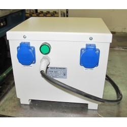 PFM2501 230/230V separacyjny transformator przenośny, obudowany, Breve