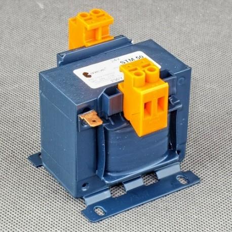 STM 50 400/ 24V jednofazowy transformator Breve