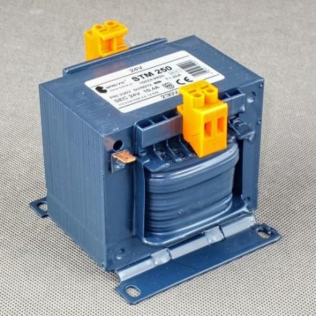 STM 250 230/ 24V jednofazowy transformator Breve