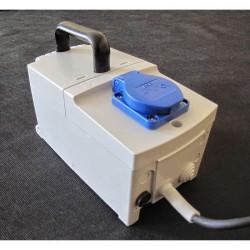 PFS 160 230/230V Breve ochronny przenośny, obudowany transformator separacyjny