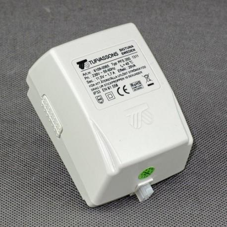 PFS 20S 230/24V przenośny, wtykowy transformator bezpieczeństwa Breve
