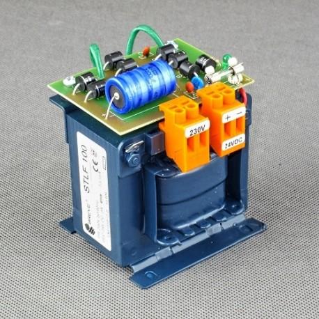 STLF 200 230/ 24VDC 5A zasilacz transformatorowy Breve