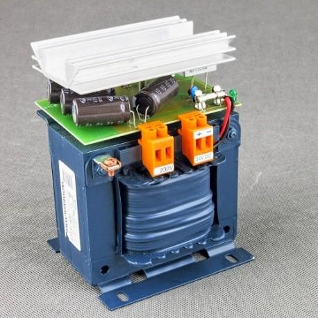 STLF 400 230/ 24VDC 10A zasilacz transformatorowy Breve