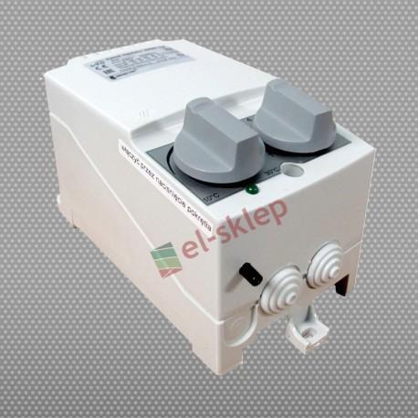 ARWT 2.0/2 IP 54 Breve regulator prędkości obrotowej wentylatorów z termostatem