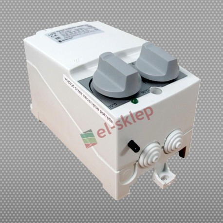 ARWT 3,0/1 IP 54 Breve regulator prędkości obrotowej wentylatorów z termostatem