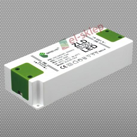 ZLD 65-12LF 5,4A zasilacz LED Breve