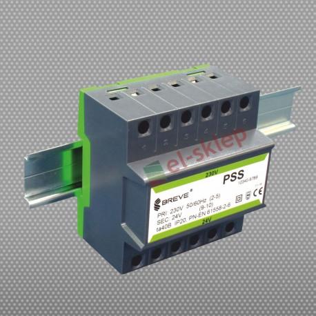PSS50N230/24V transformator na szynę DIN Breve