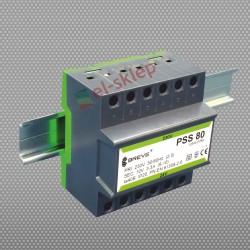 PSS80N230/12V transformator na szynę DIN Breve