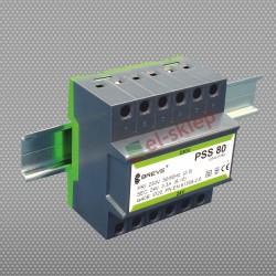 PSS80N230/24V transformator na szynę DIN Breve