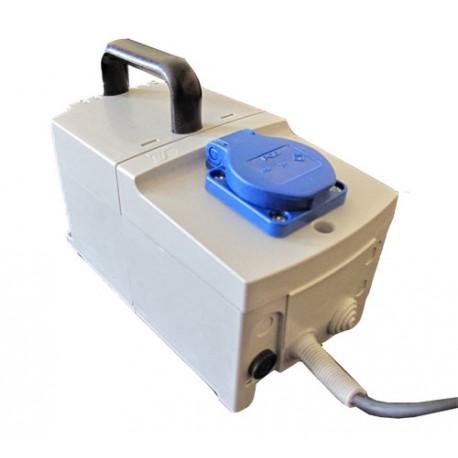 PFS 800 230/230V ochronny transformator przenośny, obudowany, Breve