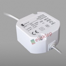 ZLDP 12-24YCL 0,5A IP65 zasilacz LED Breve