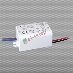 ZLDP 6W 12V 0,5A IP65 zasilacz LED Breve
