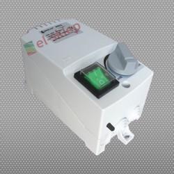 ARES 5,0/T mikroprocesorowy termostatyczny regulator prędkości obrotowej Breve