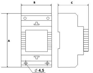 Breve - zasilacz impulsowy PSLR